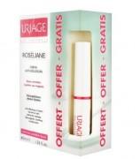 Uriage Roséliane Anti-Redness Cream - Восстанавливающий крем для кожи, склонной к куперозу + консилер, маскирующий покраснения, в подарок