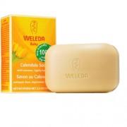 Weleda детское мыло с календулой 100 г