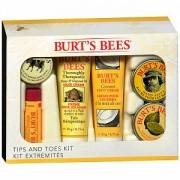 Burt's Bees Tips n Toes Hand & Feet Kit - Набор средств по уходу за телом