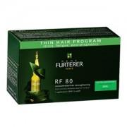 Rene Furterer RF80 Concentrated Hair Strengthening Formula - Концентрат против реакционного выпадения волос в ампулах 12 x 5 мл