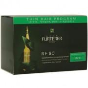 Rene Furterer RF80 Concentrated Hair Strengthening Formula - Концентрат против реакционного выпадения волос в ампулах 24 x 5 мл