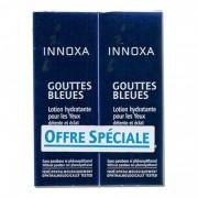 Голубые капли для глаз Innoxa 2 х 10 мл - промоупаковка