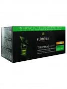Rene Furterer Triphasic VHT 8 vials - Трифазик Концентрат против прогрессивного выпадения волос 8 ампул х 5 мл Новогодняя акция 2000 грн