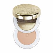 Caron Poudre Semi-Libre-Transparentes Radieuse -   Компактная пудра Карон, транспарантная серия, оттенок Радиус, 10 г