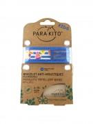 Parakito Mosquito Repellent Band Blue Boat - браслет от комаров, цвет синий