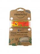 Parakito Mosquito Repellent Band Orange Toucan - браслет от комаров, цвет оранжевый